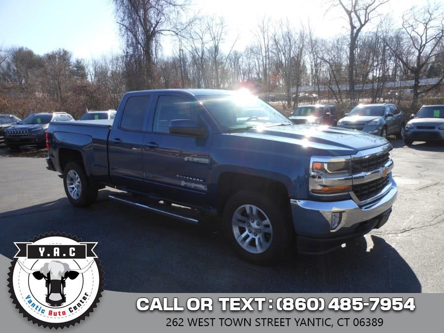 Used 2017 Chevrolet Silverado 1500 in Yantic, Connecticut | Yantic Auto Center. Yantic, Connecticut