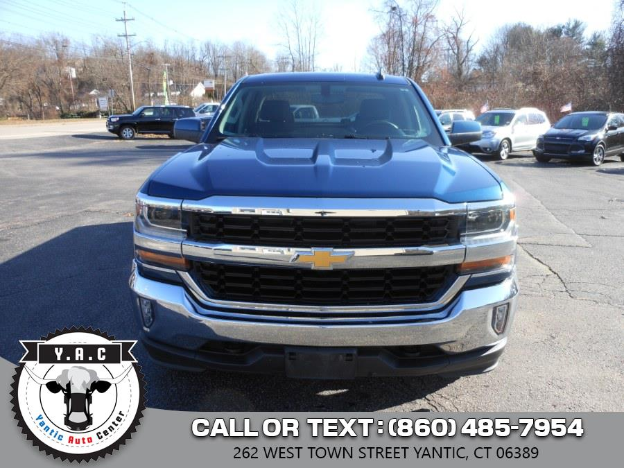 "Used Chevrolet Silverado 1500 4WD Double Cab 143.5"" LT w/1LT 2017 