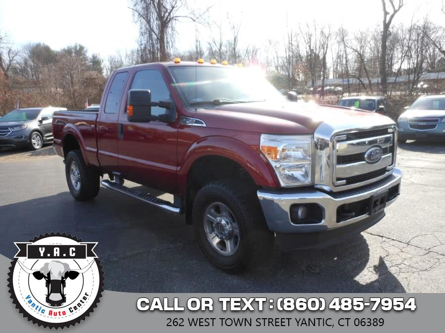 Used 2016 Ford Super Duty F-250 SRW in Yantic, Connecticut | Yantic Auto Center. Yantic, Connecticut
