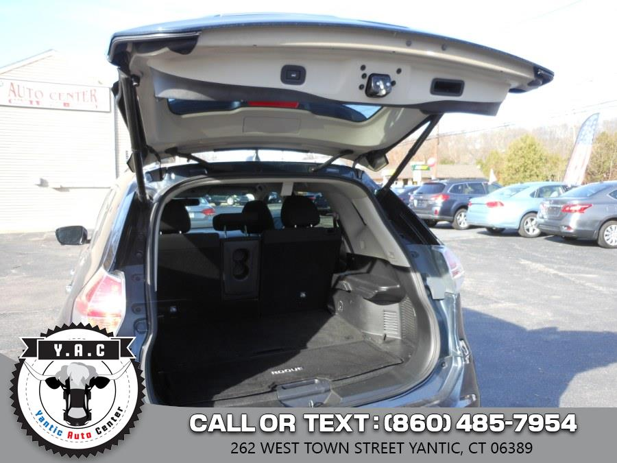 Used Nissan Rogue AWD 4dr SV 2016 | Yantic Auto Center. Yantic, Connecticut