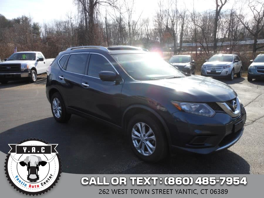 Used 2016 Nissan Rogue in Yantic, Connecticut | Yantic Auto Center. Yantic, Connecticut