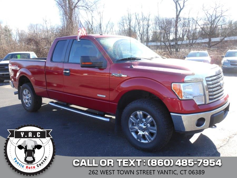 Used 2012 Ford F-150 in Yantic, Connecticut | Yantic Auto Center. Yantic, Connecticut
