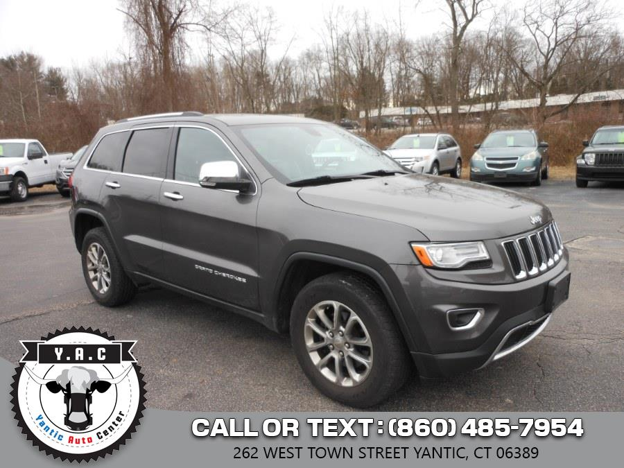 Used 2015 Jeep Grand Cherokee in Yantic, Connecticut | Yantic Auto Center. Yantic, Connecticut