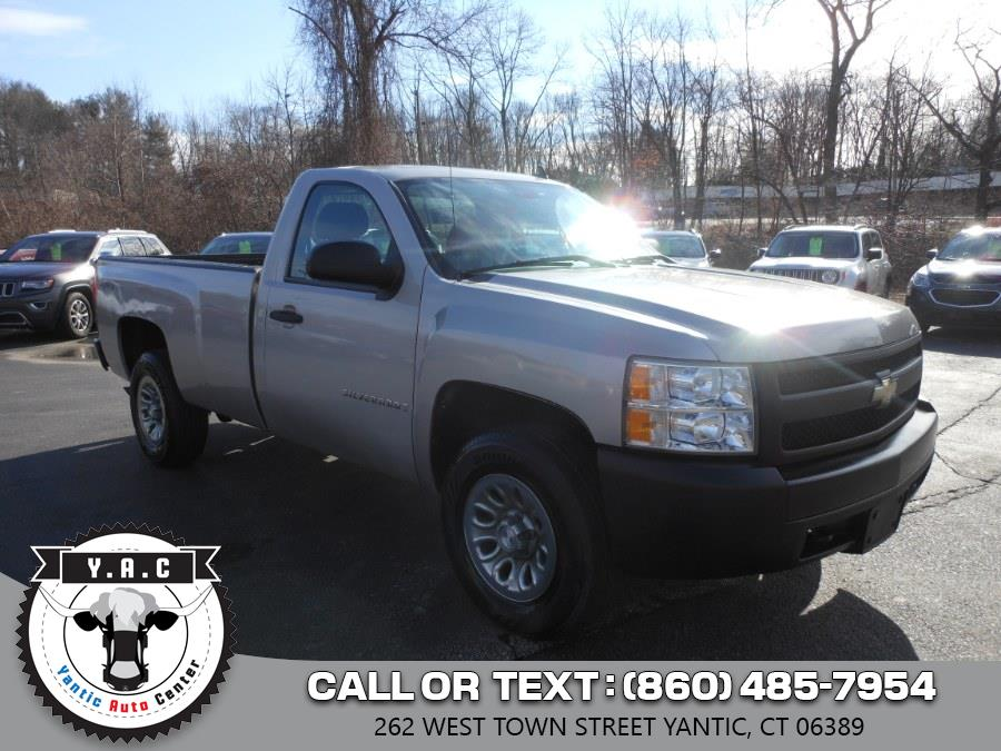 Used 2008 Chevrolet Silverado 1500 in Yantic, Connecticut | Yantic Auto Center. Yantic, Connecticut