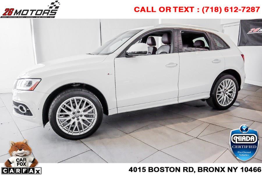 Used Audi Q5 2.0 TFSI Premium Plus 2017 | 26 Motors Corp. Bronx, New York