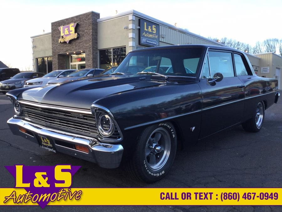 Used Chevrolet Chevy II Nova 1966 | L&S Automotive LLC. Plantsville, Connecticut