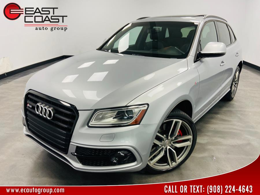 Used 2016 Audi SQ5 in Linden, New Jersey | East Coast Auto Group. Linden, New Jersey