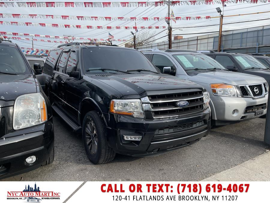 Used 2015 Ford Expedition EL in Brooklyn, New York | NYC Automart Inc. Brooklyn, New York