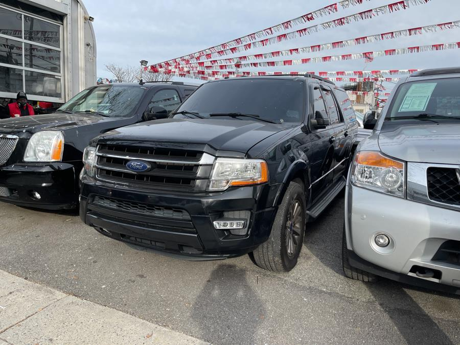 Used Ford Expedition EL 4WD 4dr XLT 2015 | NYC Automart Inc. Brooklyn, New York