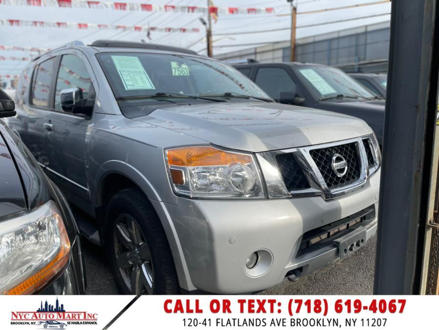 Used 2013 Nissan Armada in Brooklyn, New York | NYC Automart Inc. Brooklyn, New York