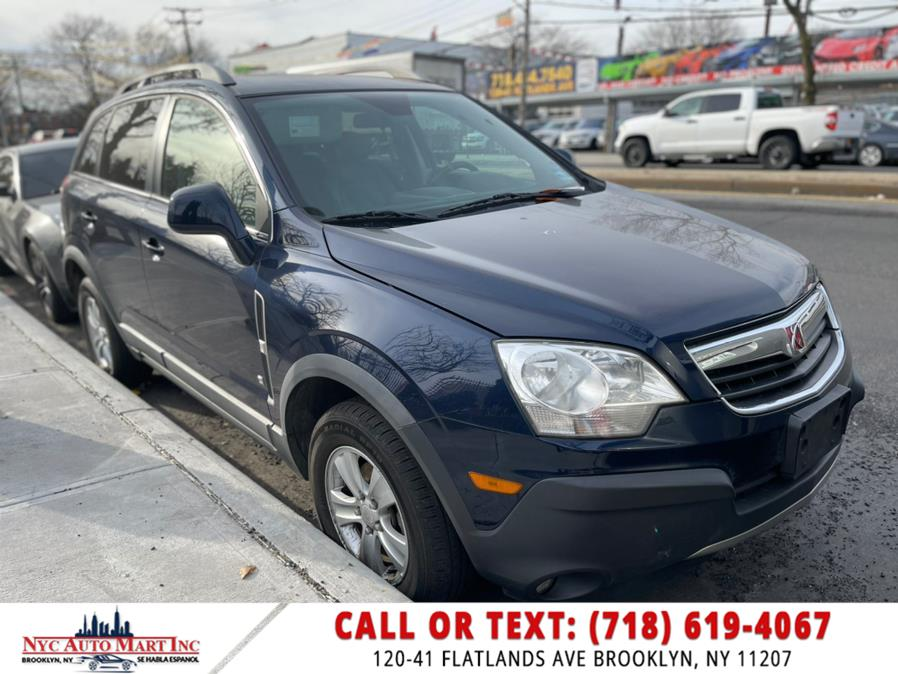 Used Saturn VUE AWD 4dr V6 XE 2008 | NYC Automart Inc. Brooklyn, New York