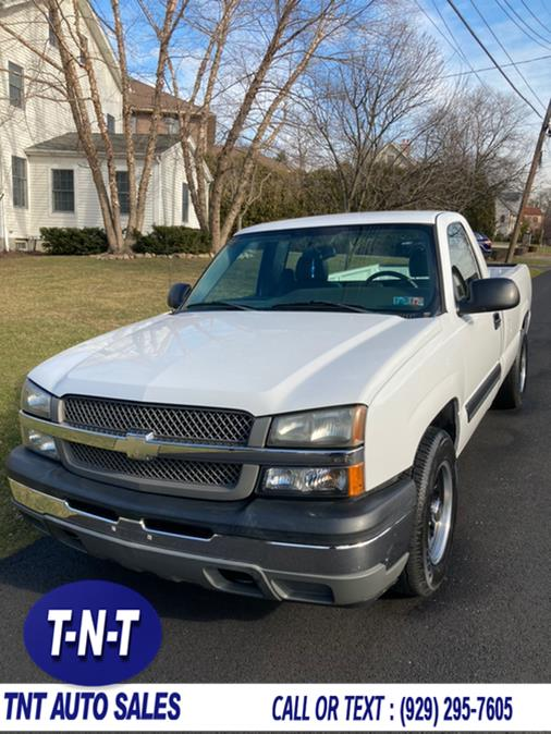 Used 2005 Chevrolet Silverado 1500 in Bronx, New York | TNT Auto Sales USA inc. Bronx, New York