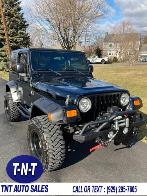 Used 2003 Jeep Wrangler in Bronx, New York   TNT Auto Sales USA inc. Bronx, New York
