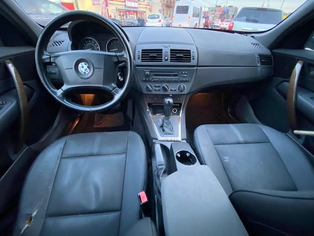 Used BMW X3 X3 4dr AWD 2.5i 2004 | Wide World Inc. Brooklyn, New York