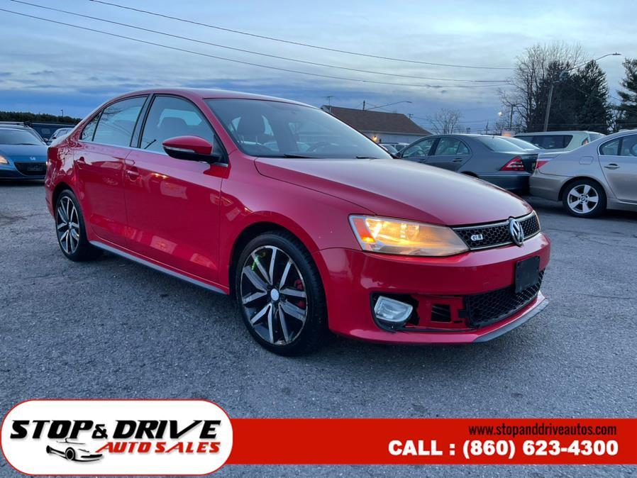 Used Volkswagen GLI 4dr Sdn DSG Autobahn w/Nav PZEV 2012 | Stop & Drive Auto Sales. East Windsor, Connecticut