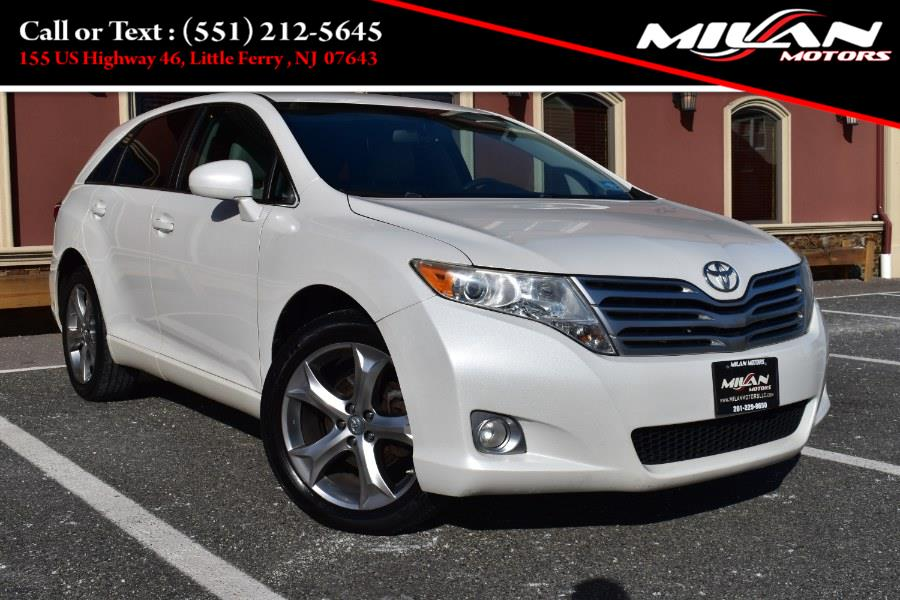 Used Toyota Venza 4dr Wgn V6 FWD (Natl) 2011 | Milan Motors. Little Ferry , New Jersey