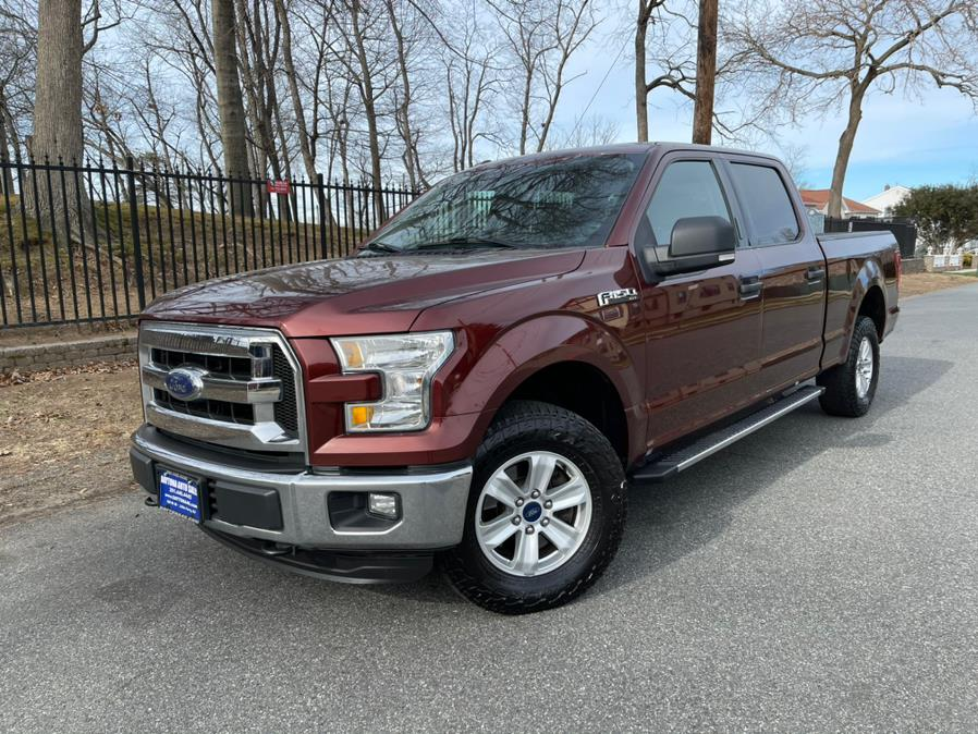 "Used Ford F-150 4WD SuperCrew 157"" XLT 2015 