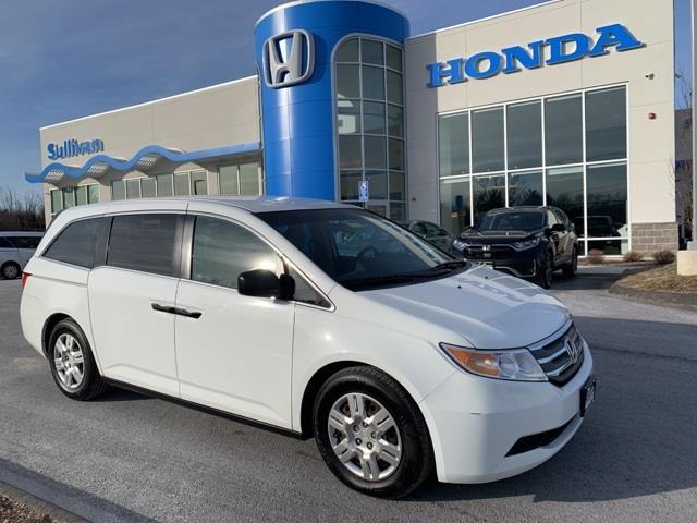 Used 2011 Honda Odyssey in Avon, Connecticut | Sullivan Automotive Group. Avon, Connecticut