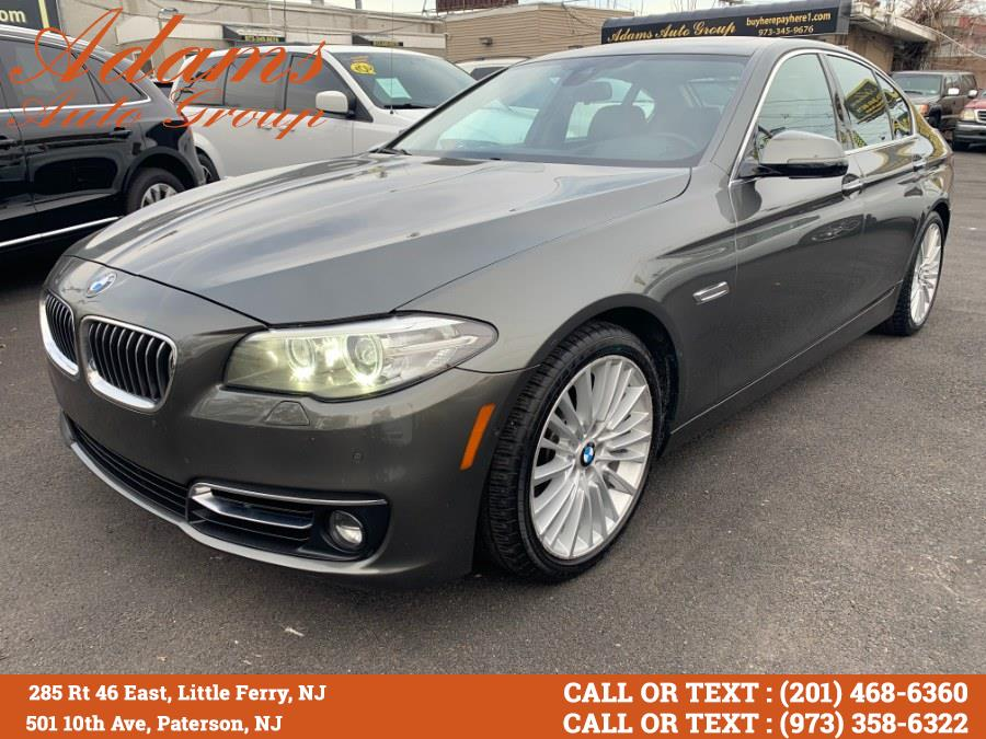 Used 2015 BMW 5 Series in Little Ferry , New Jersey | Adams Auto Group . Little Ferry , New Jersey