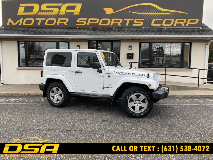 Used 2011 Jeep Wrangler in Commack, New York | DSA Motor Sports Corp. Commack, New York