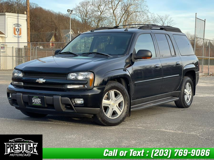 Used 2005 Chevrolet TrailBlazer in Oakville, Connecticut | J&J Auto Sales & Repairs llc DBA Prestige Motorcar. Oakville, Connecticut