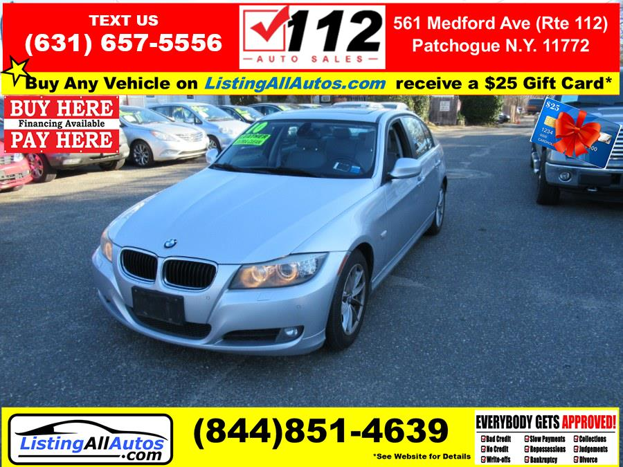 Used 2010 BMW 3 Series in Patchogue, New York | www.ListingAllAutos.com. Patchogue, New York