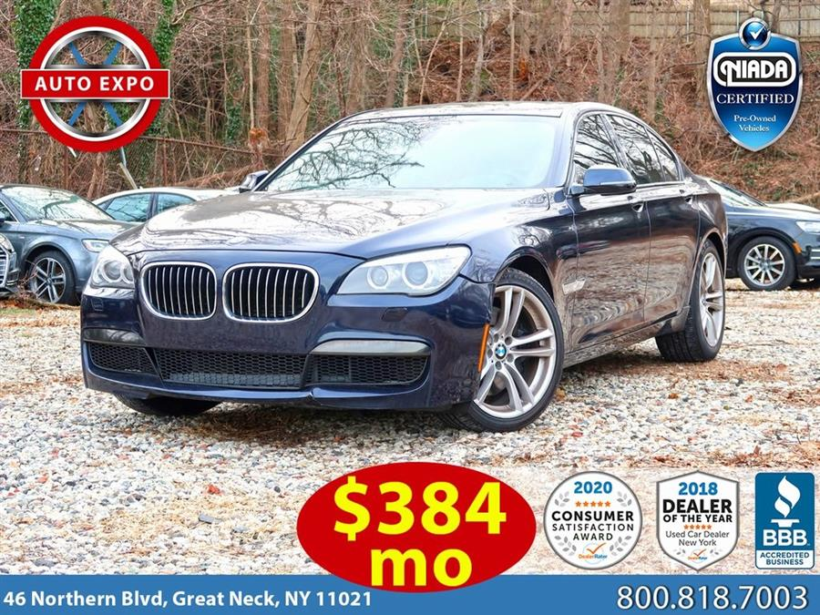 Used 2013 BMW 7 Series in Great Neck, New York | Auto Expo Ent Inc.. Great Neck, New York