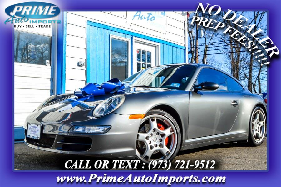 Used Porsche 911 2dr Cpe Carrera 4S 2007 | Prime Auto Imports. Bloomingdale, New Jersey