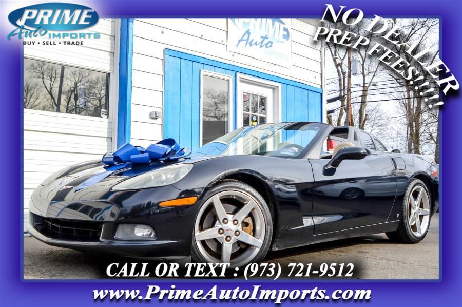 Used 2006 Chevrolet Corvette in Bloomingdale, New Jersey | Prime Auto Imports. Bloomingdale, New Jersey