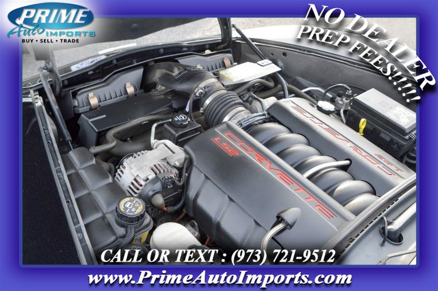 Used Chevrolet Corvette 2dr Conv 2006   Prime Auto Imports. Bloomingdale, New Jersey
