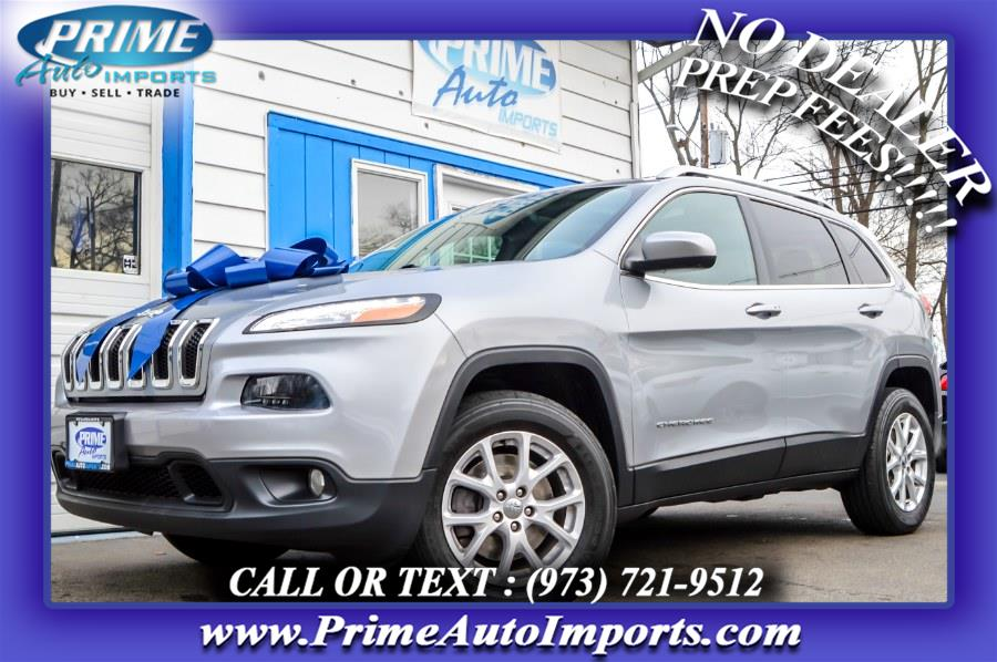 Used 2014 Jeep Cherokee in Bloomingdale, New Jersey | Prime Auto Imports. Bloomingdale, New Jersey