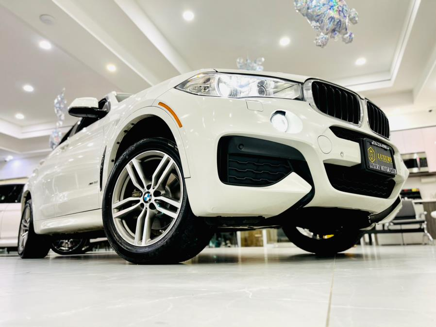 Used BMW X6 xDrive35i Sports Activity Coupe 2017 | C Rich Cars. Franklin Square, New York