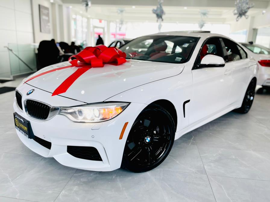 Used BMW 4 Series 4dr Sdn 428i xDrive AWD Gran Coupe 2015   C Rich Cars. Franklin Square, New York