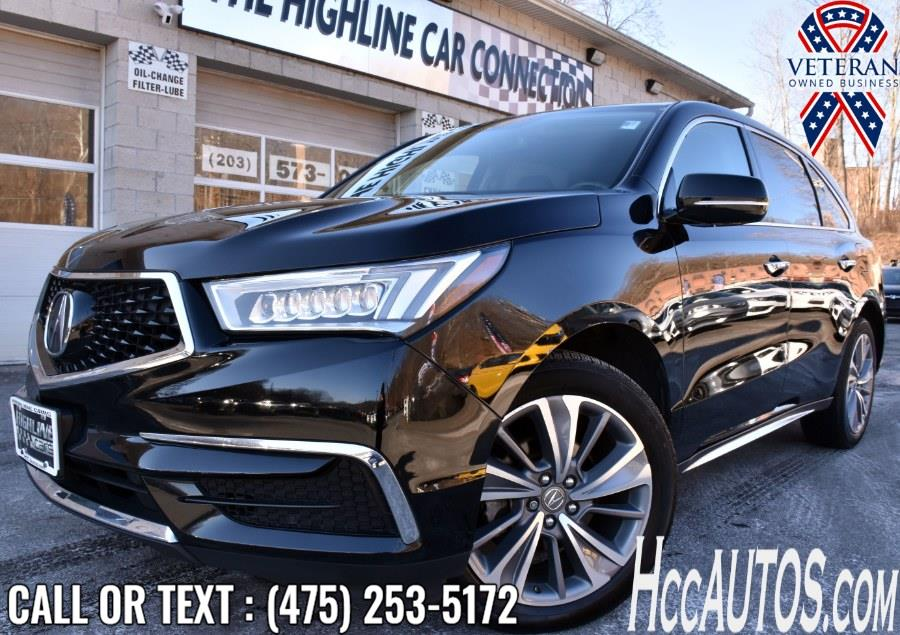 Used 2018 Acura MDX in Waterbury, Connecticut | Highline Car Connection. Waterbury, Connecticut