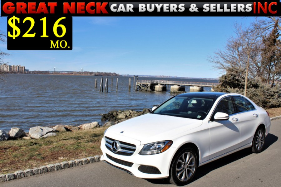 Used 2016 Mercedes-Benz C-Class in Great Neck, New York