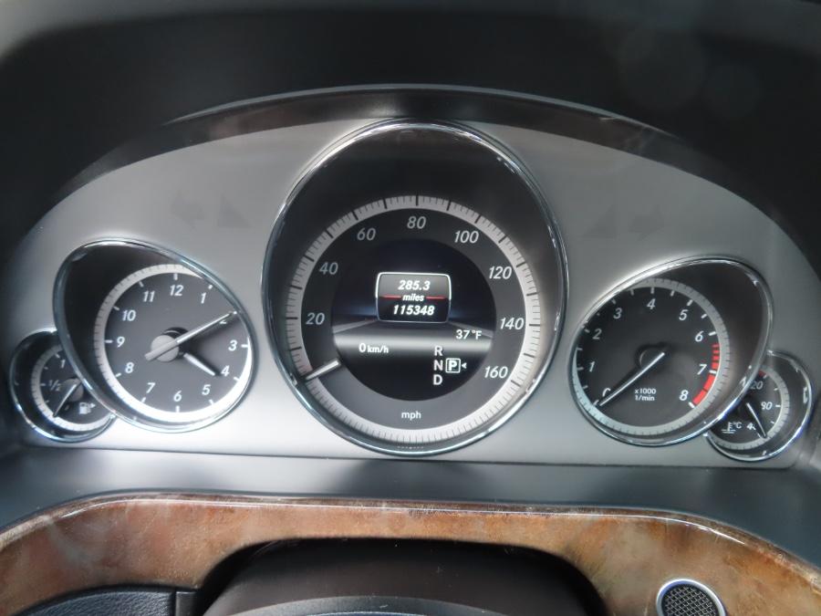 Used Mercedes-Benz E-Class 4dr Wgn E 350 Luxury 4MATIC *Ltd Avail* 2013   Meccanic Shop North Inc. North Salem, New York