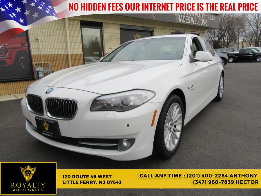 Used 2011 BMW 5 Series in Little Ferry, New Jersey | Royalty Auto Sales. Little Ferry, New Jersey