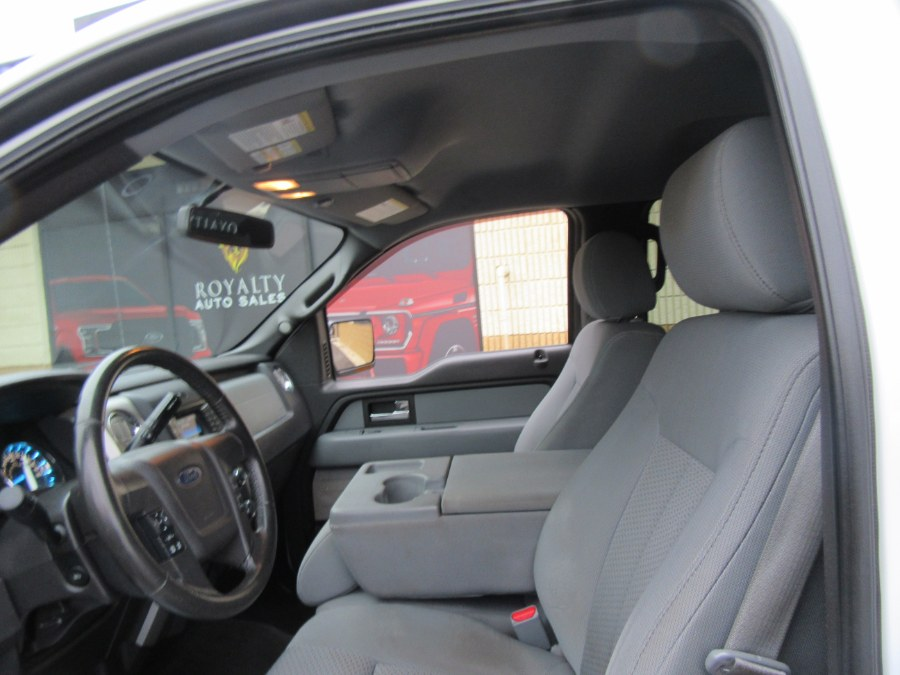 """Used Ford F-150 4WD SuperCrew 157"""" XLT 2013 