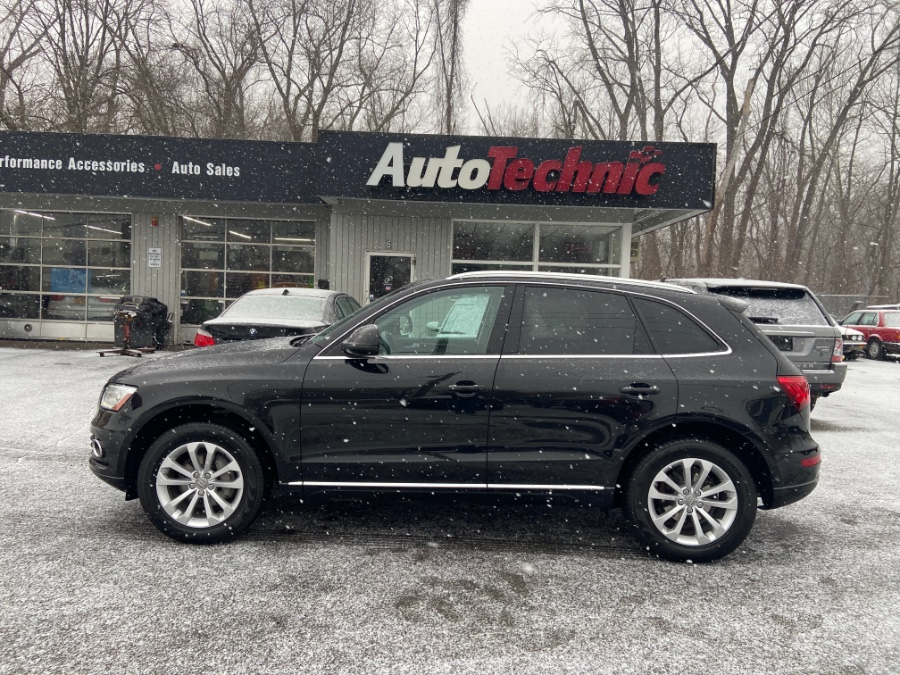 Used 2014 Audi Q5 in New Milford, Connecticut