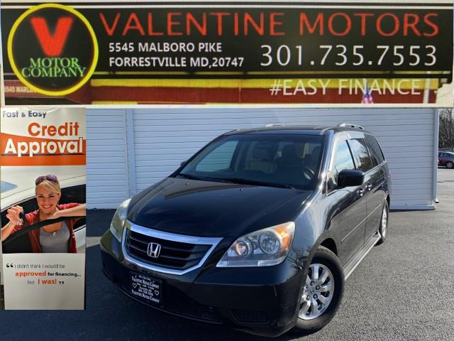 Used 2009 Honda Odyssey in Forestville, Maryland | Valentine Motor Company. Forestville, Maryland