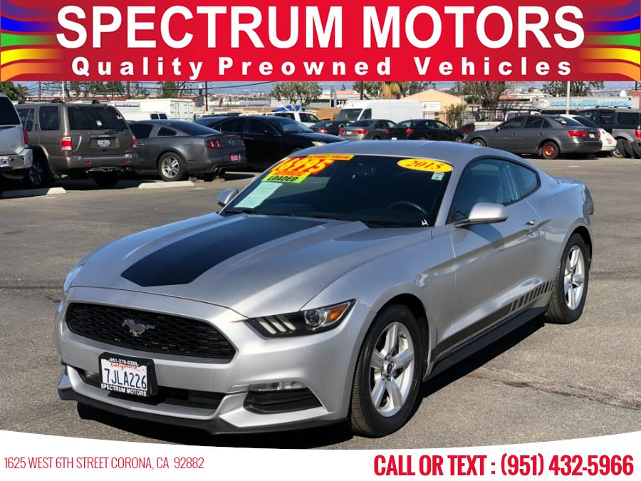 Used 2015 Ford Mustang in Corona, California | Spectrum Motors. Corona, California