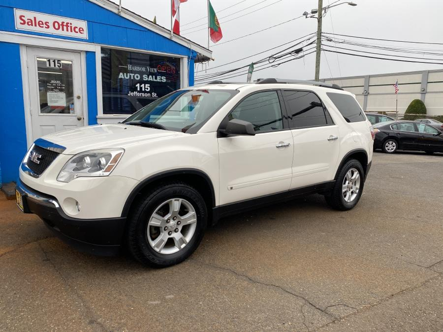Used 2010 GMC Acadia in Stamford, Connecticut | Harbor View Auto Sales LLC. Stamford, Connecticut