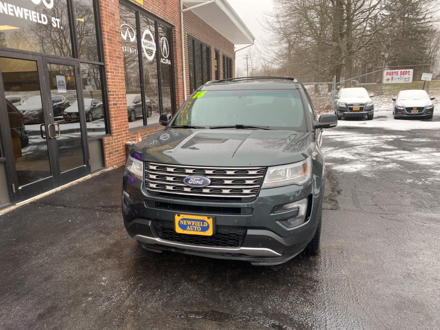 Used Ford Explorer 4WD 4dr XLT 2016 | Newfield Auto Sales. Middletown, Connecticut