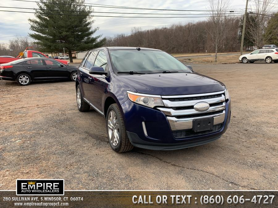 Used Ford Edge 4dr Limited AWD 2011 | Empire Auto Wholesalers. S.Windsor, Connecticut