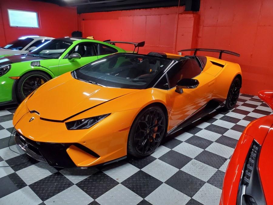 Used 2018 Lamborghini Huracan in Willimantic, Connecticut | 0 to 60 Motorsports. Willimantic, Connecticut