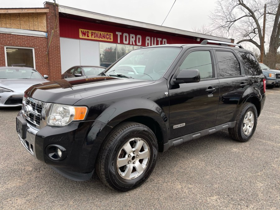 Used 2008 Ford Escape in East Windsor, Connecticut | Toro Auto. East Windsor, Connecticut