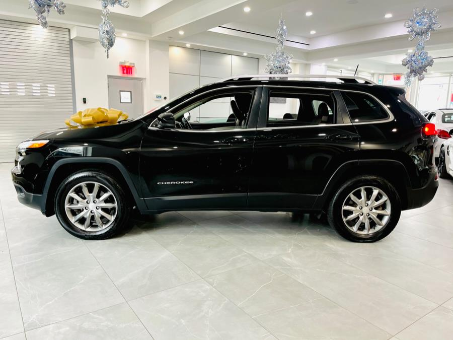 Used Jeep Cherokee Limited 4x4 2018 | Luxury Motor Club. Franklin Square, New York