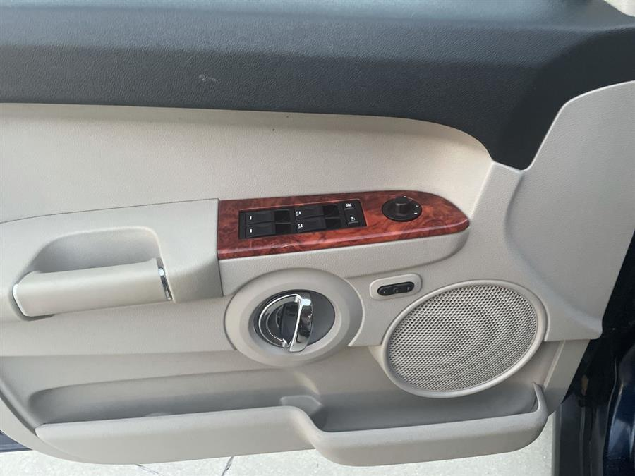2006 Jeep Commander Limited photo