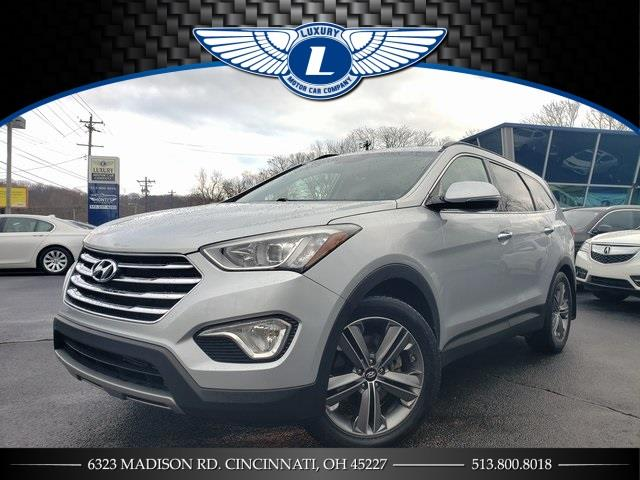 Used 2015 Hyundai Santa Fe in Cincinnati, Ohio | Luxury Motor Car Company. Cincinnati, Ohio