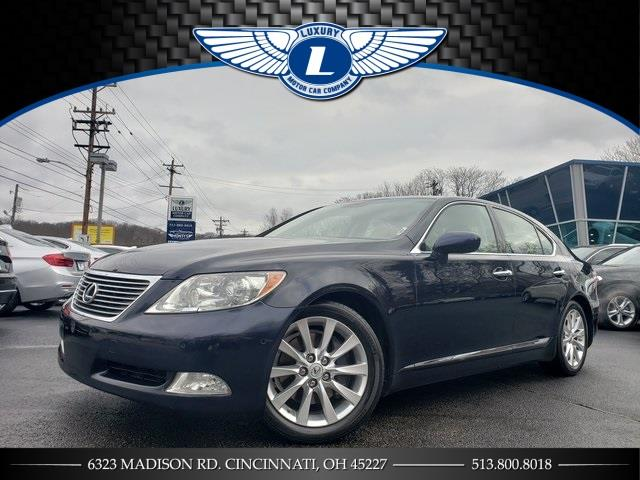 Used Lexus Ls 460 2008 | Luxury Motor Car Company. Cincinnati, Ohio